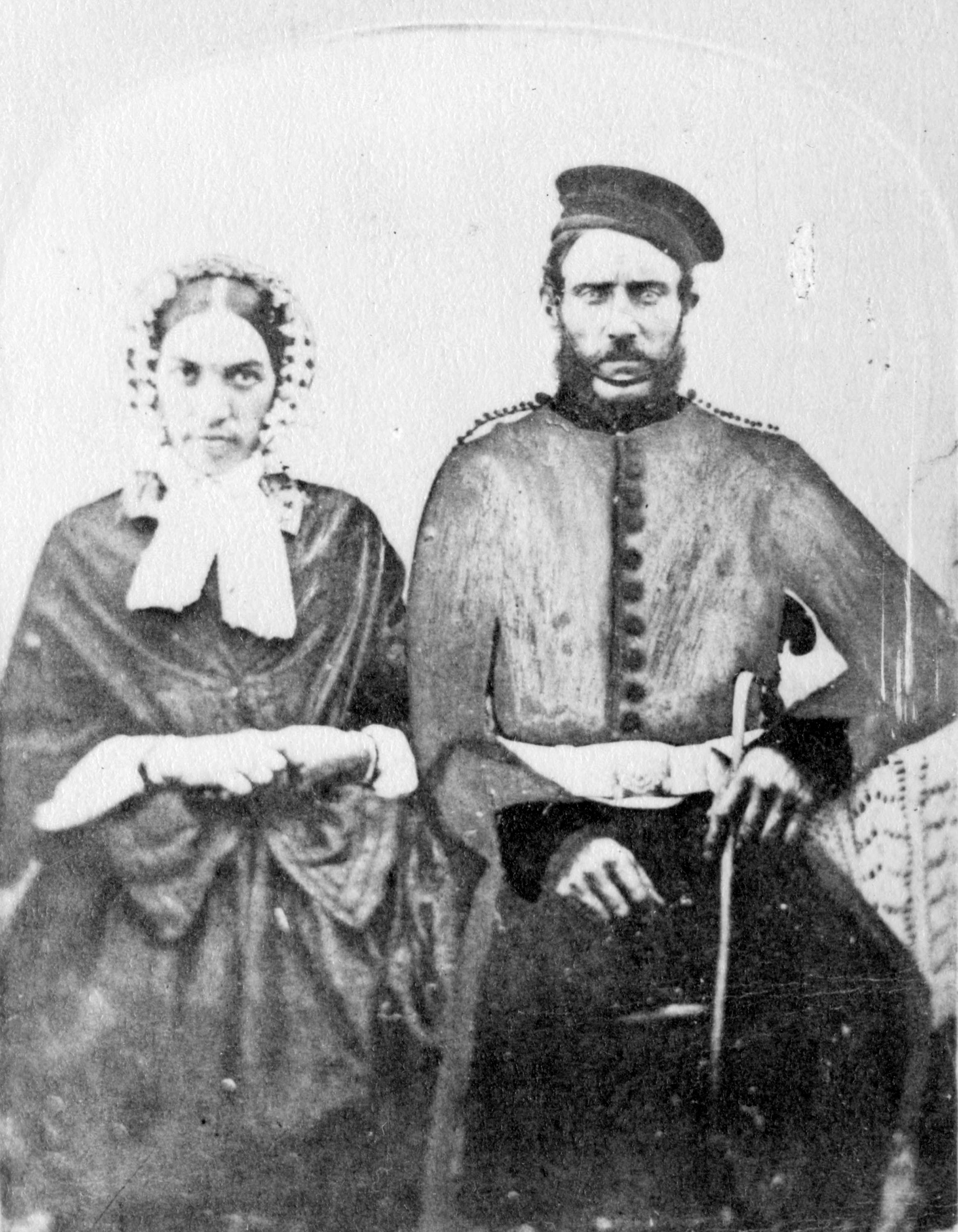 John and Margaret Linn