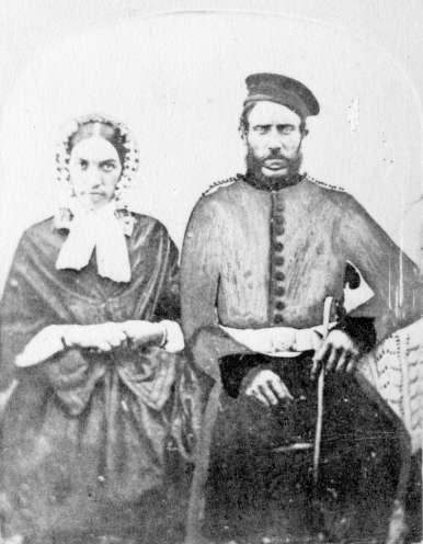 John and Margaret Linn