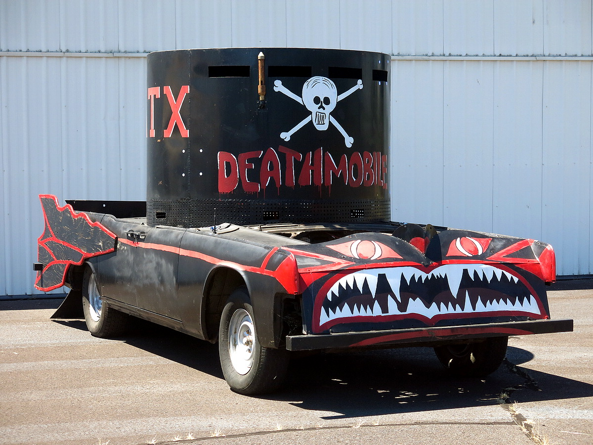 Death mobile from the movie Animal House