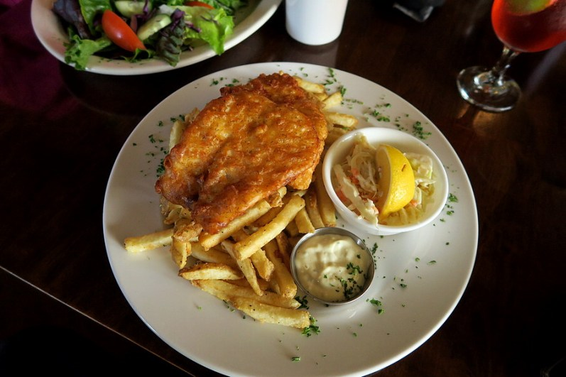 Raven Fish & chips