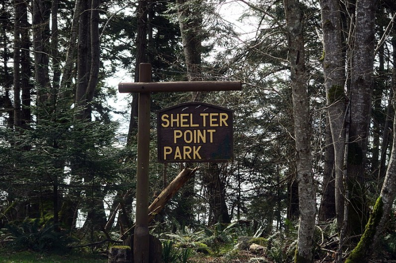 Shelter Point Cove