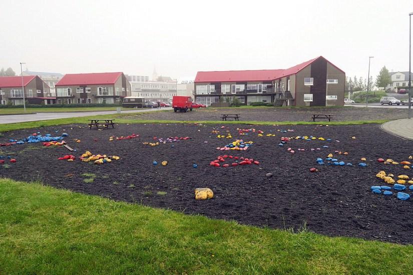 Borgarnes park