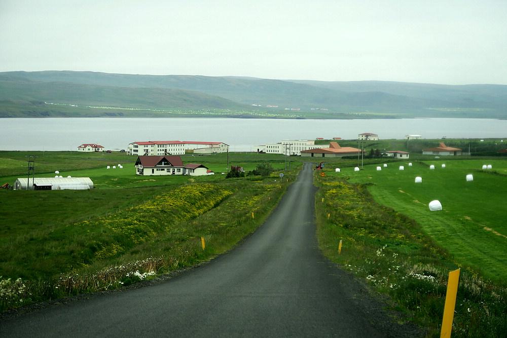 Rejkjaskolavegur Road